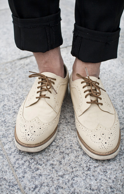acc 028. ivory low wingtip